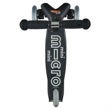 Micro Mini Micro Scooter Deluxe Siyah Siyah